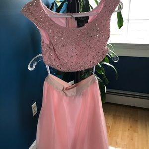 2 piece Terani dress